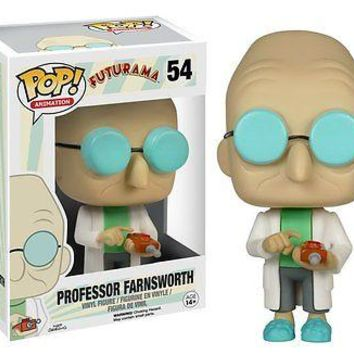 Funko Pop Animation: Futurama - Professor Farnsworth Vinyl Figure
