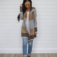 A Latte Love Cardigan