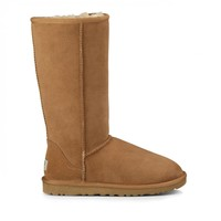 Classic Tall Tall Suede Boot