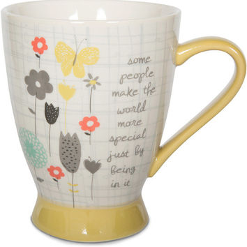 Some people make the world more special just by being in it Mug