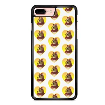 Lobster Corgi Yellow iPhone 7 Plus Case