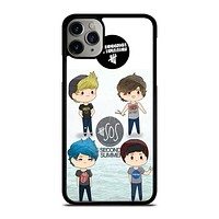 5 SECONDS OF SUMMER 5SOS CARTOON iPhone Case Cover