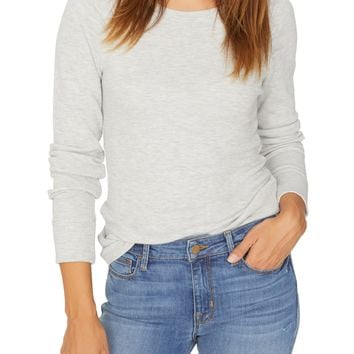 Sanctuary Kenzie Thermal Pullover | Nordstrom