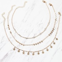 LA Hearts Star Child Choker Pack at PacSun.com
