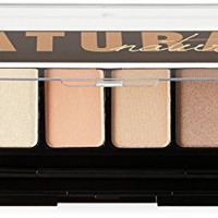 NYX Cosmetics The Natural Shadow Palette, 0.21 Ounce