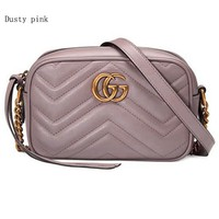 Gucci Fashion Women's Shopping Bags Hot Small Shoulder Bags with High Quality #7
