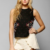 Ecote Open-Back Tank Top - Urban Outfitters