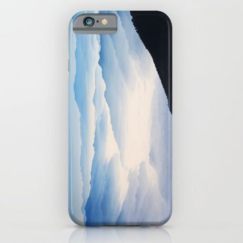 Inhale iPhone & iPod Case by Mixed Imagery