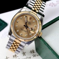 Rolex Day-Date Automatic-self-Wind Male Watch