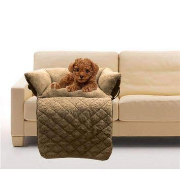 Dogs Sofa Soft Warm Bed For Pets Funny Bed For Puppy 3 Ways Sofa Useages High Quailty Dog House Domestic Delivery