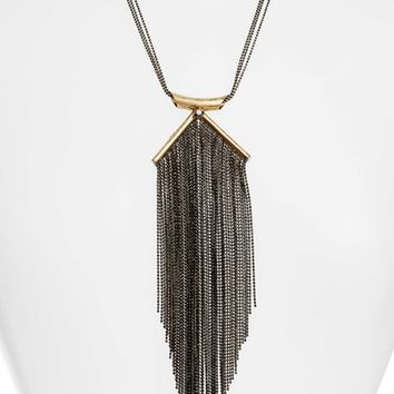 Karine Sultan Lina Waterfall Necklace | Nordstrom