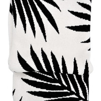 Palm Leaf Throw