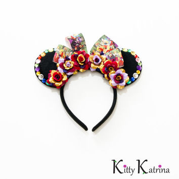 Disney Villain Mouse Ears Headband, Disney Villain Ears, Disney Ears, Disney Bound, Disneyland, Disney World, Disney Cruise, Disney Party