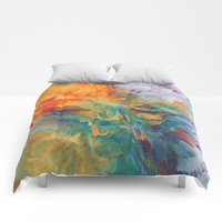 Boom Comforters by duckyb