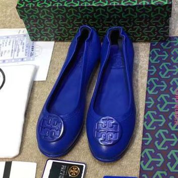 Tory Burch Women Fashion Slip-On Flats Shoes8