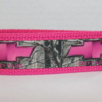"5"" Key Fob Chevy Girl Hot Pink Camo"