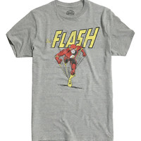 DC Comics The Flash Retro T-Shirt