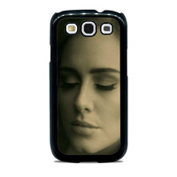 Adele Potrait Face Hello Actress Samsung Galaxy S3 Case