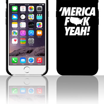 Merica Fuck Yeah 5 5s 6 6plus phone cases