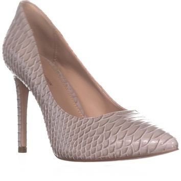 BCBGeneration Heidi Classic Stiletto Pumps, Grey, 9 US / 39 EU