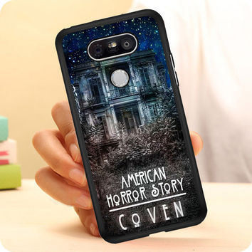 American Horror Story coven In Galaxy LG G5 Case Planetscase.com