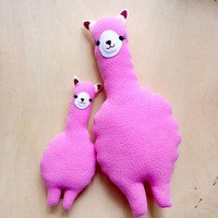 Alpaca Plush Mini Alpaca Toy - Little Odd Forest