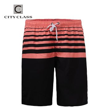 Men New Leisure Wild Loose Beach Shorts Regular Length Board shorts