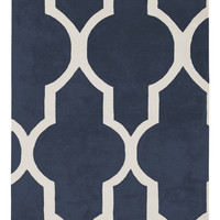 'Volare Collection' Hand Tufted Wool Area Rug
