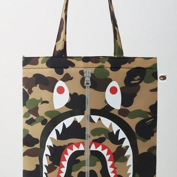 Stylish Bags Camouflage Tote Bag [211448201228]