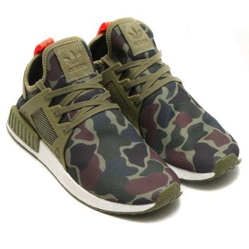 adidas Originals NMD XR1 Duck Camo BA7232 Boost Yeezy Fast Shipping USA DS NWT