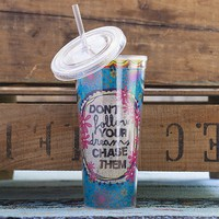 Chase  Your  Dreams  On  The  Go  Cup  From  Natural  Life