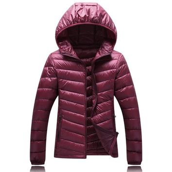 The north face of the latest women down jackets
