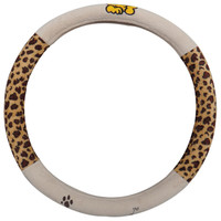 On Sale Car Acessory Hot Deal Cats Lovely Cars Accessory Steer Wheel Cover [4923203140]