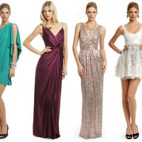 Women of the Year Awards 2012: 4 Glam Party Dresses to Steal From Our Gold-Medal Olympians!