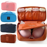 Bra Underwear Portable Shoes Bag