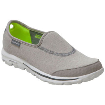Skechers GOwalk Impress Grey Grey Casual Shoes