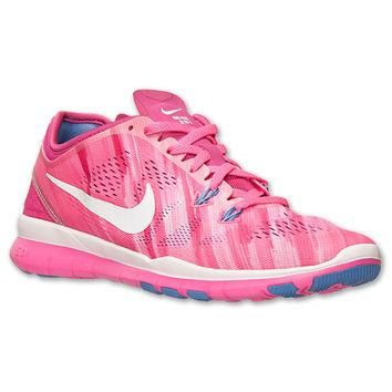 Women's Nike Free 5.0 TR Fit 5 Print Training Shoes
