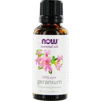 ESSENTIAL OILS NOW by NOW Essential Oils GERANIUM OIL 1 OZ