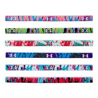 Under Armour Big Girls' UA Graphic Mini Headbands One Size Fits All CHAOS