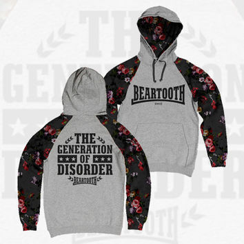 Beartooth - Disorder Athletic Hoodie