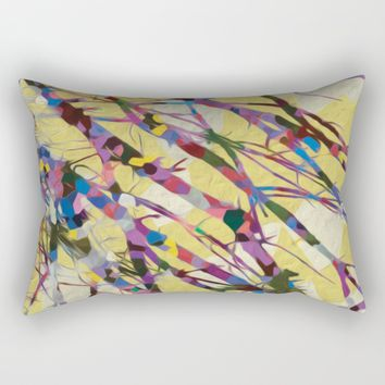 Confetti Branches Rectangular Pillow by Heidi Haakenson