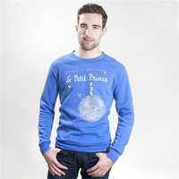 The Little Prince book cover unisex fleece | Outofprintclothing.com