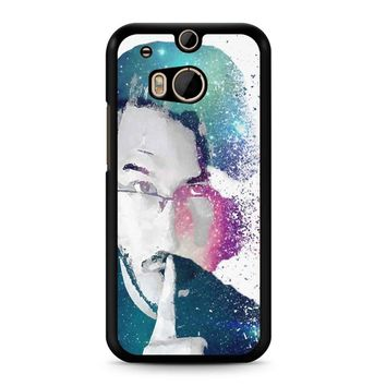 Quiet Galaxies Markiplier HTC M8 Case