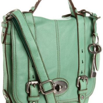 Fossil Maddox Organizer Flap Cross Body - designer shoes, handbags, jewelry, watches, and fashion accessories | endless.com