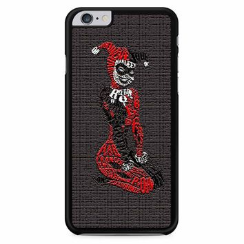 Harley Quinn Margot Robbie New iPhone 6 Plus / 6s Plus Case