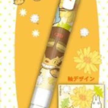Kurutoga Sharp Pencil, Totoro / Neko Bus Design (STUDIO GHIBLI) import from Japan