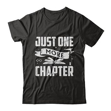 Just One More Chapter Bookworms Book Reading