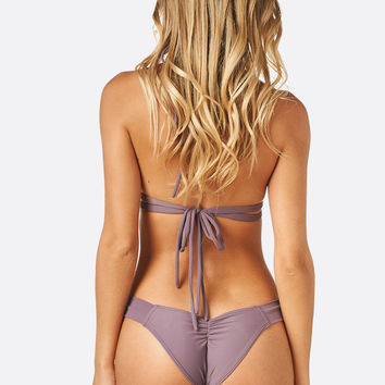 Montce Swim | Additional Coverage Uno Bottom (Mauve)