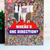 Where's One Direction? - Hardback