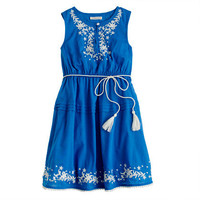 Girls' embroidered peasant dress - everyday dresses - Girl's new arrivals - J.Crew